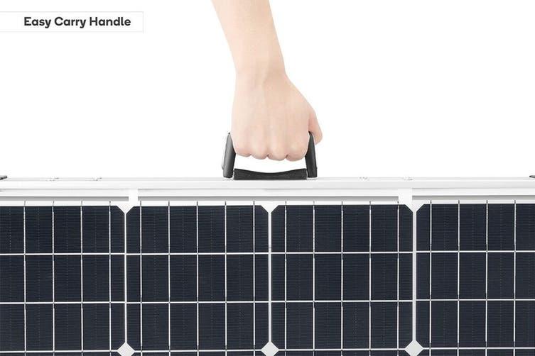Komodo 120W Folding Solar Panel Kit