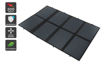 Komodo 200W Folding Solar Panel Blanket