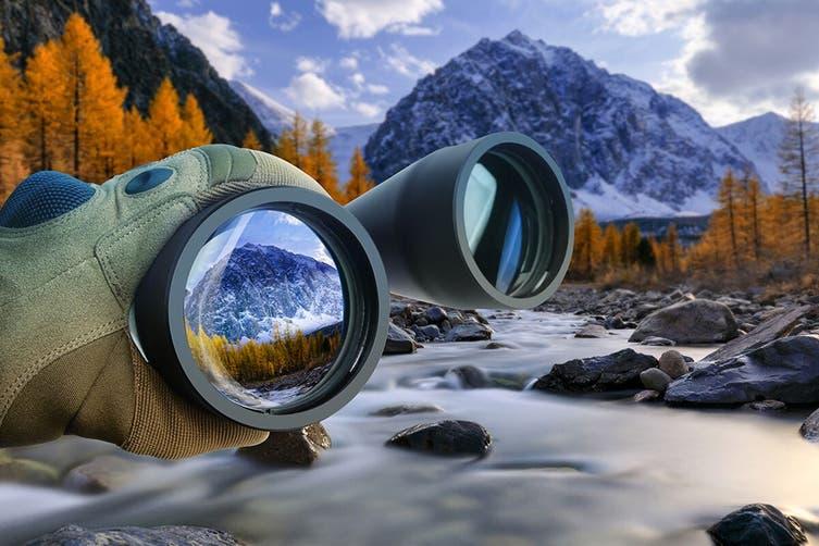 Komodo 25x70 Precision Binoculars