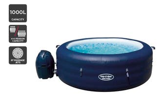 1000L Inflatable Hot Tub Massage Spa