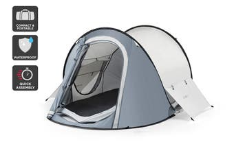 Komodo 2 Layer Pop Up Tent (2 Person)