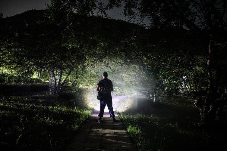 Komodo Tactical LED Torch