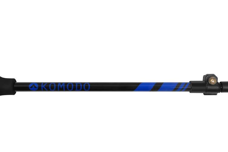 Komodo Lightweight Aluminum 7075 Trekking Poles with Carry Bag