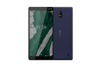 Nokia 1 Plus (8GB, Blue)