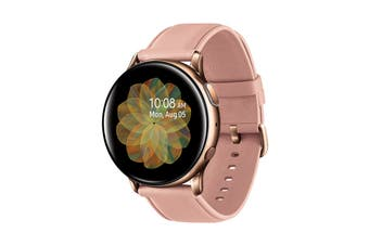 Samsung Galaxy Watch Active 2 SM-R835 (40mm, LTE, Gold) - AU/NZ Model