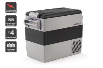 Komodo 55L Portable Fridge Freezer Cooler