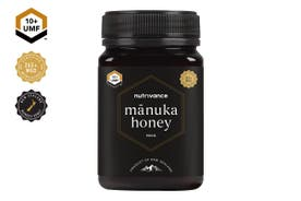 Manuka Honey UMF™ 10+ (500g, Nutrivance, Made In New Zealand)