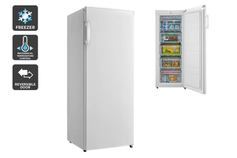 Kogan 172L Upright Freezer - White