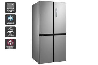 Kogan 545L French Door Fridge - Stainless Steel