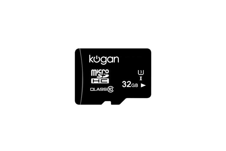 Kogan 32GB Micro SDHC Class 10 Memory Card