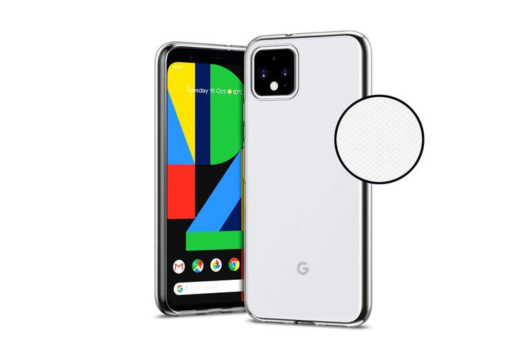 Google Pixel 4 Thin Case - Clear