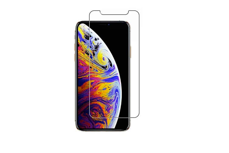 iPhone 11 Pro Max Screen Protector + Camera Lens Protector Pack