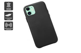 iPhone 11 Premium Leather Case (Black)