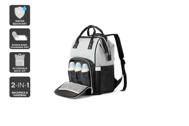 Orbis Multi-Function Nappy Diaper Bag