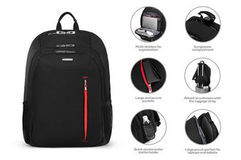 Orbis Executive Laptop Backpack