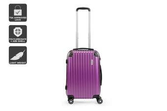 "Orbis 20"" Tahiti Spinner Luggage Case (Electric Purple)"