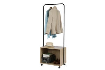 Ovela Garment Rack (Black)