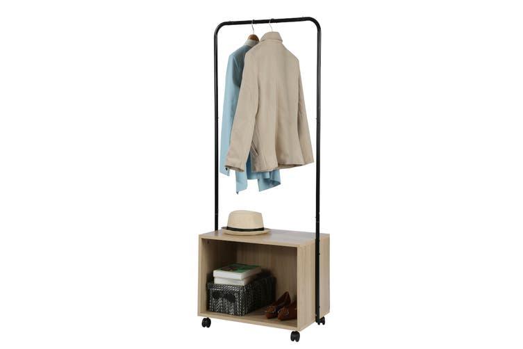 Ovela Garment Rack (Black)