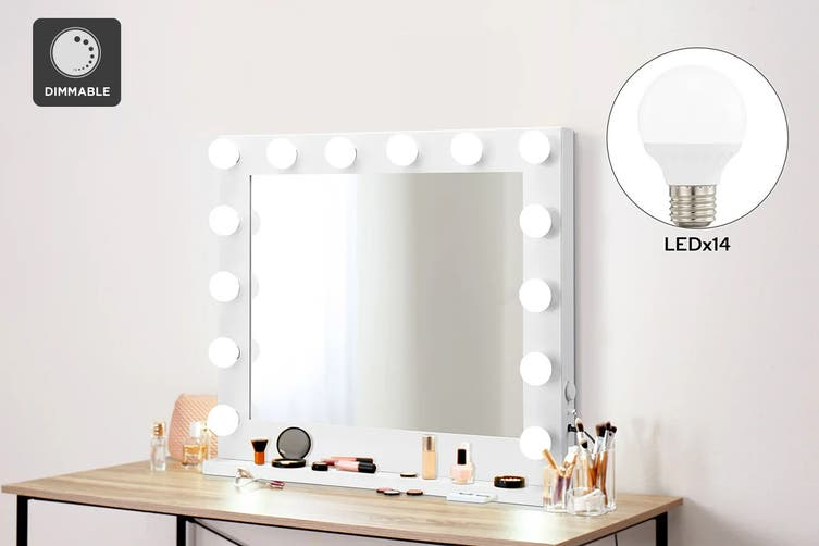 Ovela Hollywood Makeup Mirror With Led