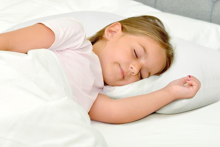 Ovela Set of 2 Kids Junior Antibacterial Pillows