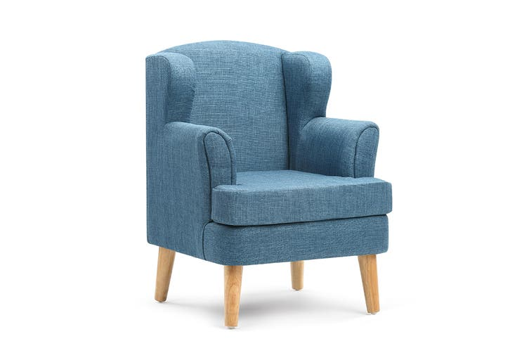 Ovela Kids Armchair (Blue)