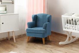 Ovela Kids Armchair (Blue)