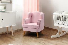 Ovela Kids Armchair (Pink)