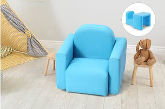 Ovela Kids Transformer Chair Table (Aqua)