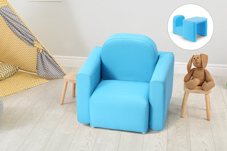 Ovela Kids Transformer Chair Table (Aqua)