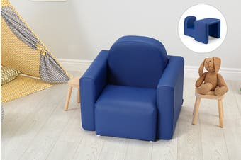 Ovela Kids Transformer Chair Table (Navy)