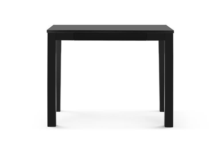 Ovela Compact Office Desk - Black