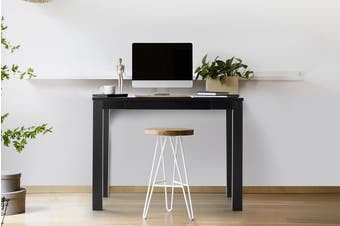 Ovela Compact Office Desk - Black