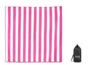 Ovela Sand Free Beach Towel (Pink)