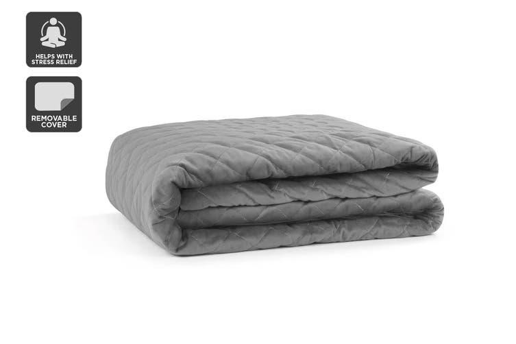 Ovela All Seasons Gravity Weighted Blanket (9kg)