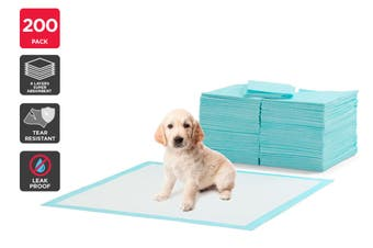 Pawever Pets 200 Pack Puppy Training Pads 2