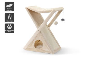 Pawever Pets Foldable Cat Tree