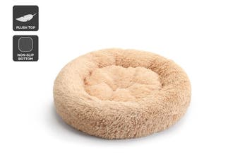 Pawever Pets Round Nest Calming Bed 80cm