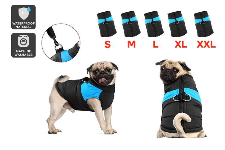 Pawever Pets Waterproof Dog Jacket (X Large)