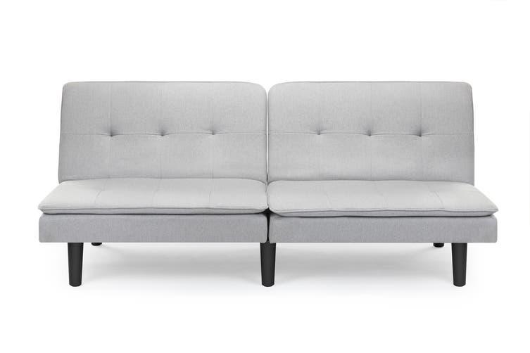 Shangri-La Odense 3 Seater Sofa Bed (Grey)