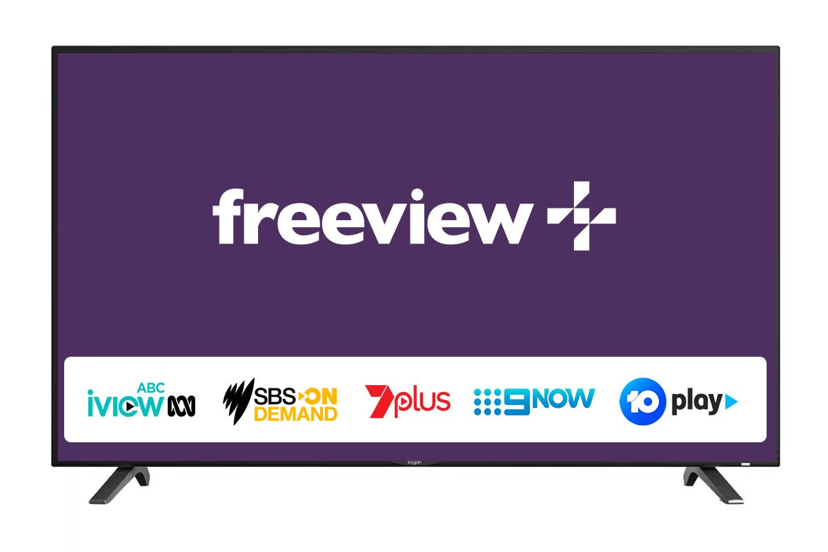 Catchup with Freeview