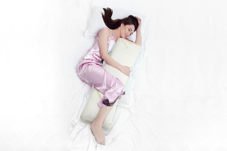 Trafalgar Bamboo Memory Foam Body Pillow