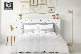 Trafalgar Ultra Comfort Duck Feather and Down Quilt