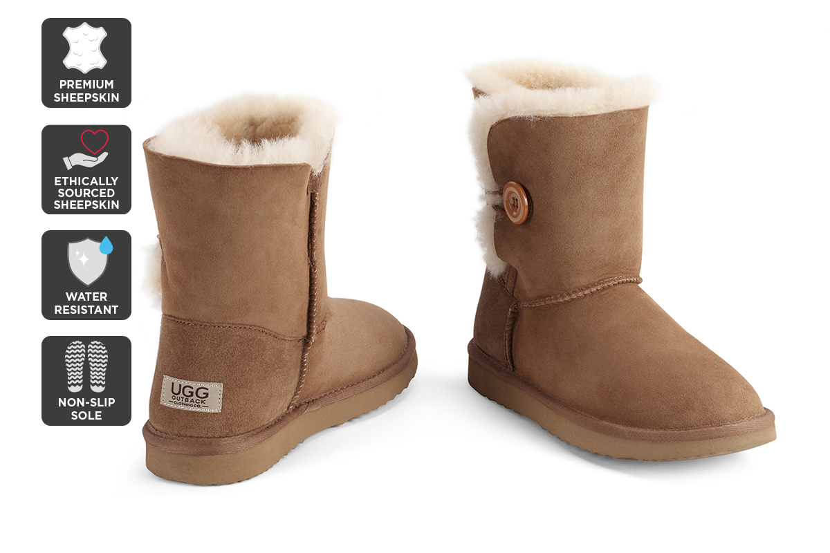 Dick Smith NZ | Outback Ugg Boots Short