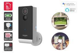 Kogan SmarterHome™ Outdoor Battery Powered 1080P Wireless Security Smart Camera