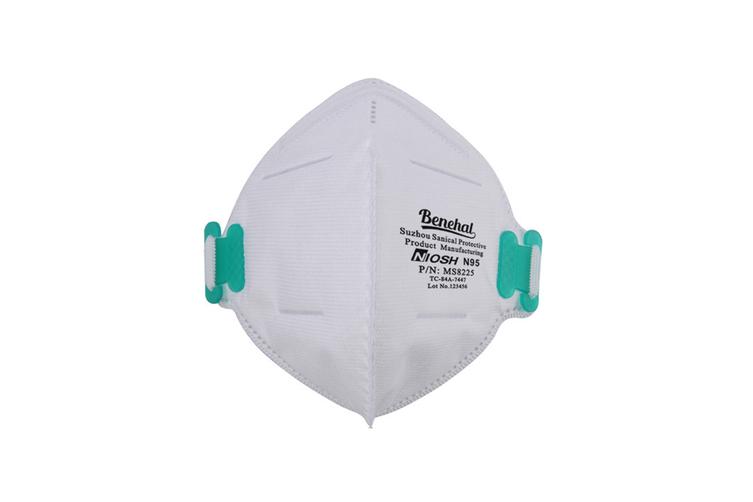 Benehal NIOSH N95/P2 Respirator Mask (20 Pack)