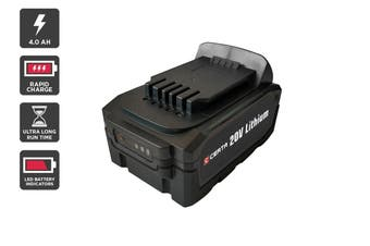Certa PowerPlus 20V 4.0Ah Lithium Battery
