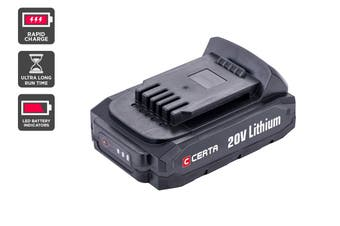 Certa PowerPlus 20V 2.0Ah Lithium Battery