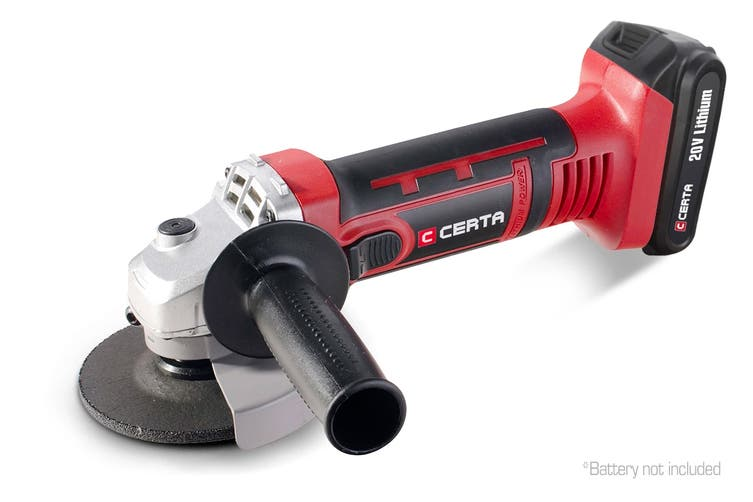 Certa PowerPlus 20V Angle Grinder (Skin Only)