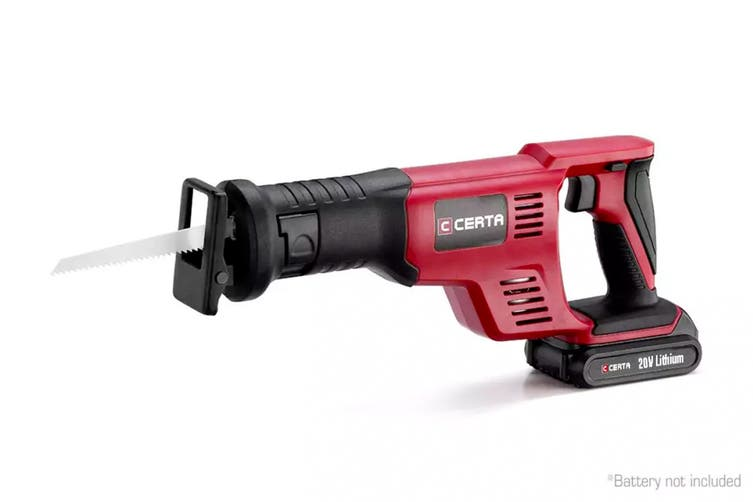 Certa PowerPlus 20V Cordless Reciprocating Saw (Skin Only)