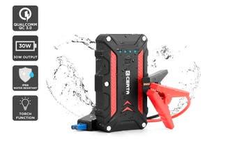 Certa 12,000mAh Water Resistant Portable Jump Starter